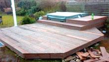 spa terrasse